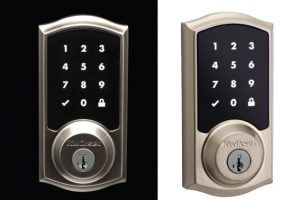 Touch-to-Open Smart Lock
