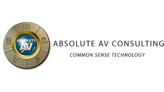 Absolute AV Consulting Logo