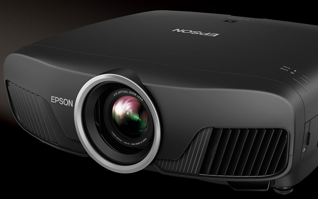 Epson Pro Cinema 6040UB Projector with 4K Enhancement and HDR