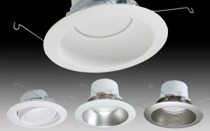 Halo ML56 LED Downlighting System with Dim-to-Warm Technology