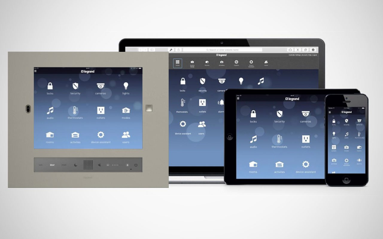 Intuity 2 0 home automation system techome awards for Home automation system