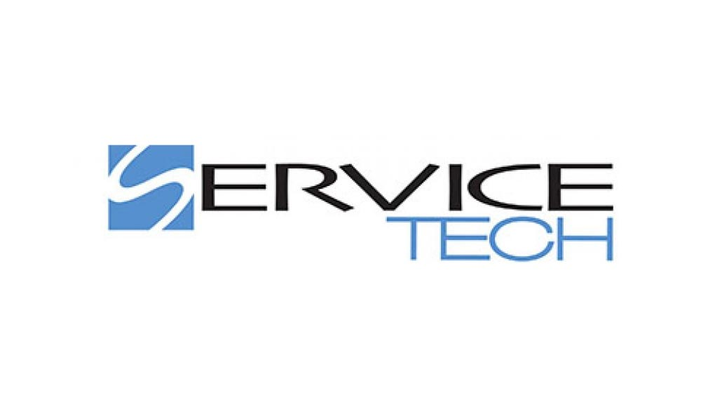 Service Tech Audio Visual Logo
