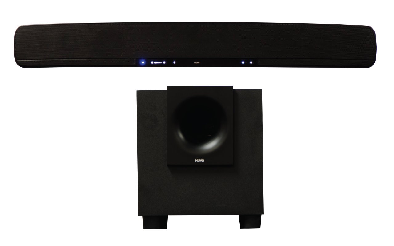 Nuvo P500 Sound Bar / Subwoofer System