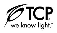TCP Lighting Logo