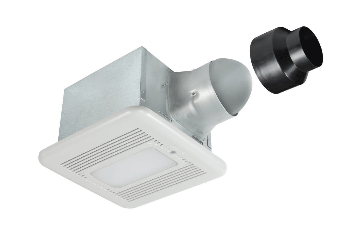 Breezsignature Sig80 110mhled 80 110 Cfm Fan Dimmable Led