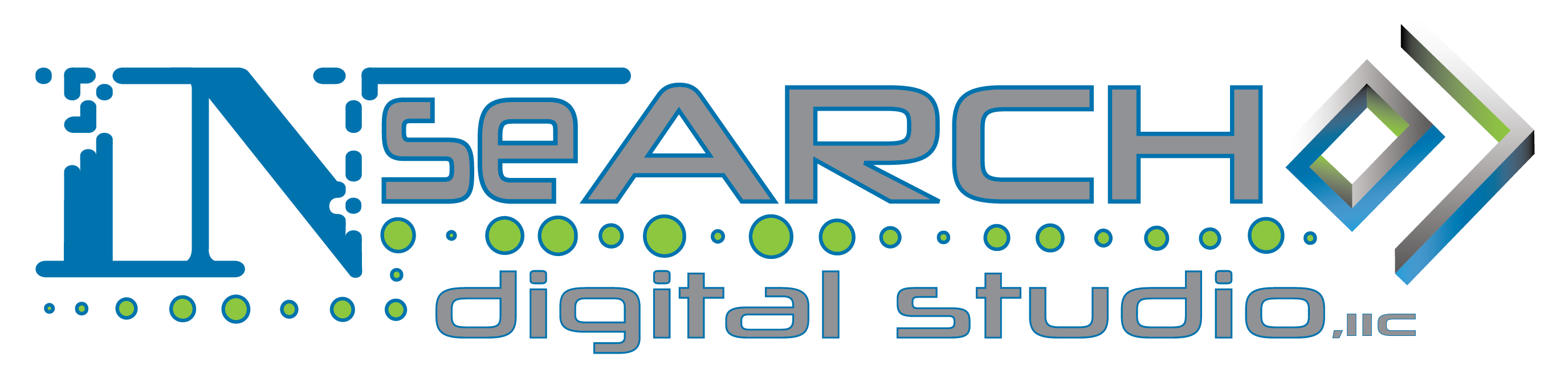 INseARCH Digital Studio Logo