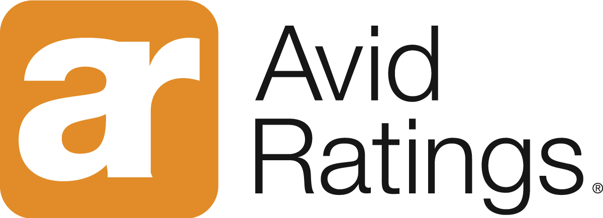 Avid Ratings Logo