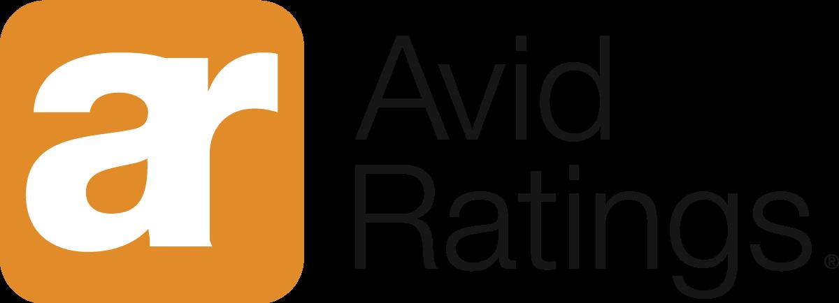 Avid Ratings Logo